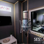 Sessanat seslendirme stüdyosu