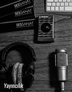 Sessanat yayıncılık hizmetleri